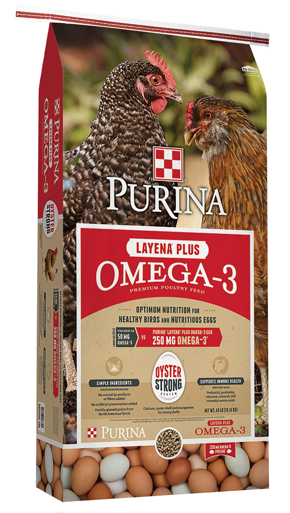 Purina Layena Plus Pellet 40 Lb