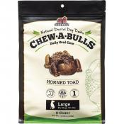 redbarn-chew-a-bulls-horned-toad-large-6-count