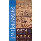 Wholesomes-Sensitive-Skin-Stomach-Salmon-30-lb