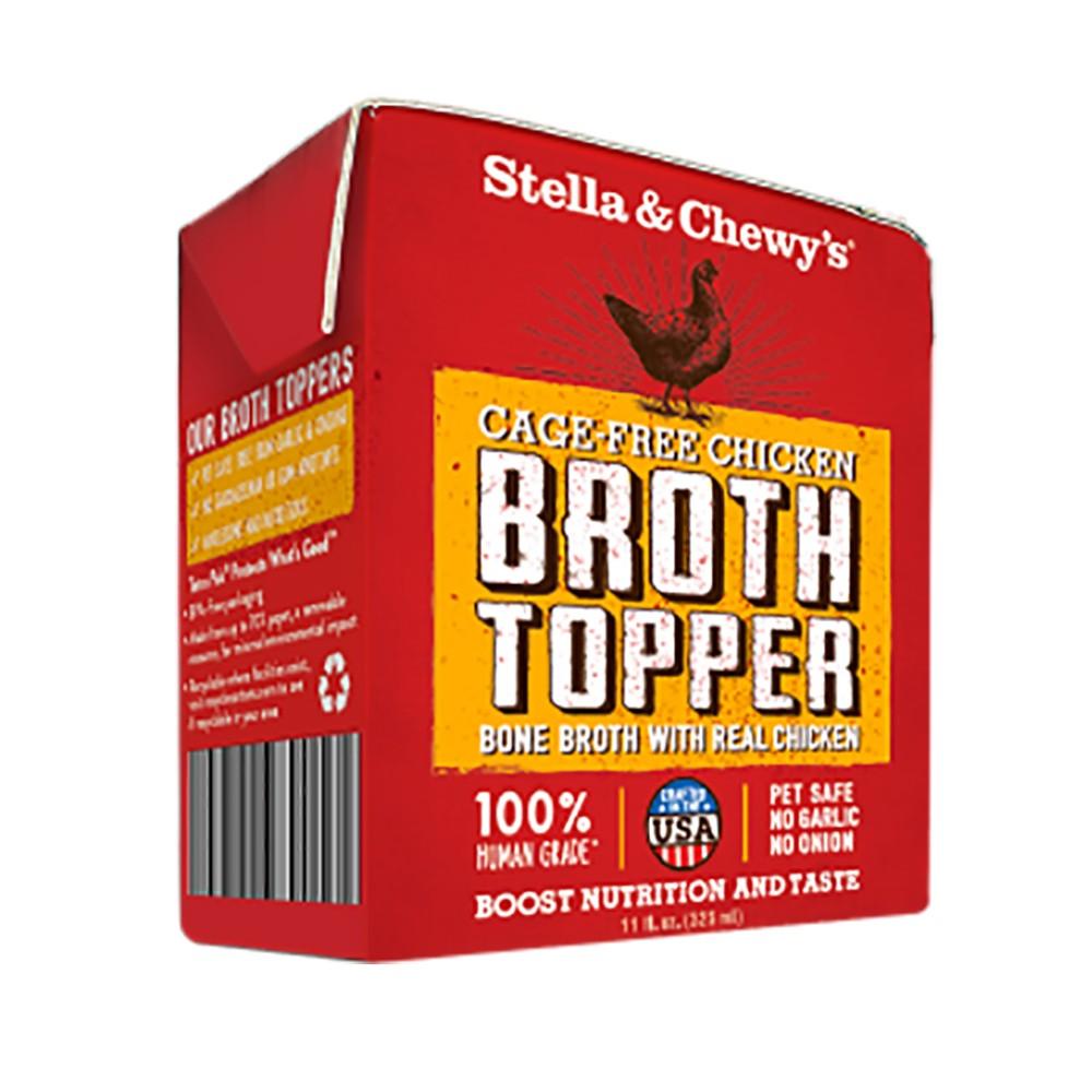 Stella Amp Chewy Broth Topper Chckn 11 Fl Oz