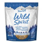 Triumph_Wild_Spirit_Chicken_Vegetable_Dog_Biscuits_12oz