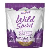 Triumph_Wild_Spirit_Peanut_Butter_Blueberry_Dog_Biscuits_12oz