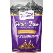 triumph_grain_free_biscuits_peanut_butter_molasses_12oz